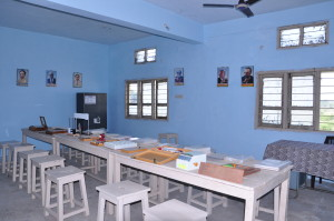 Physchological lab