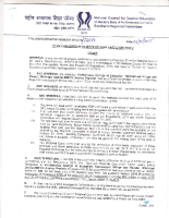 B.Ed Recongnition Order 06-05-2015